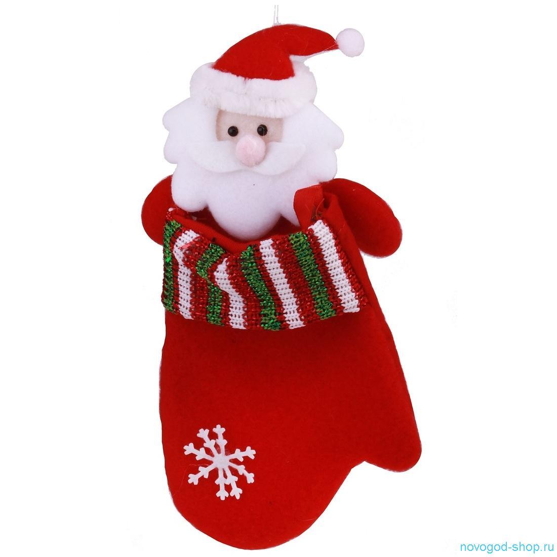 Как сделать Деда Мороза своими руками 10
